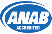 ANAB Accredited Logo