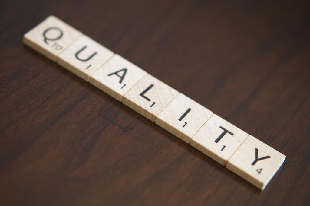 Improving Quality in a Business