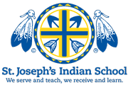 Saint Joseph's Indian School logo