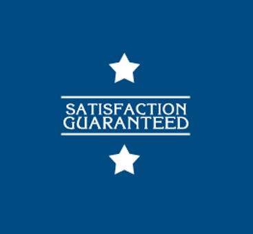 Satisfaction Guranteed logo